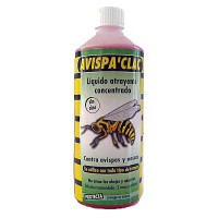 Atrayente para avispas avispa 39 clac plaguicidas 3079262 for Repelente avispas piscinas