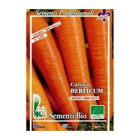Foto de Zanahoria Berlicum Eco - 500 Gr Semillas Ecológicas