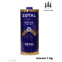 Foto de Desinfectante Recinto y Vivienda Zotal 1 Kg Microbicida, Fungicida,desodorizante