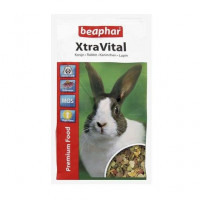 Foto de Xtravital Conejo Alimento 1 Kg Beaphar