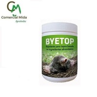 Foto de Masso - Byetop 80g Repelente para Topos Basado en Ingredientes Alimentarios