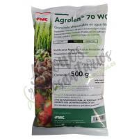 Foto de Agrolan 70 WG Herbicida Selectivo de Pre y Postemergencia FMC, 500 Gr
