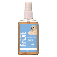 Foto de Fruit For Pets Perfume Talco Baby 125Ml