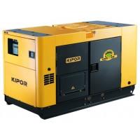 Foto de Generadores Diesel Ultra Silenciosos 51 Db Trifasico Kipor Kde13Ss3