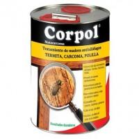 Foto de Insecticida Corpol Matacarcoma para Aplicación en Madera 5L