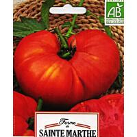 Foto de Tomate Beefsteak. Ecológico. 40 Semillas. Produce Frutos hasta 700 Gr.