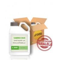 Foto de Cabrio Duo-Dimetomorf 7,2% + Piraclostrobin 4%  en 20 Litros (Cajas 2X10)