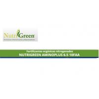 Foto de Nutrigreen Aminoplus 6.5 10Faa,  Fertilizante Orgánico Nitrogenado de Nutrigreen