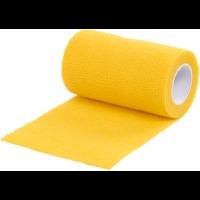 Foto de 1 Rollo de Vendaje Flexible para Animales Vet-Flex Color Amarillo