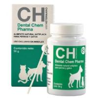 Foto de Dental Chem Pharma Higiene Bucal para Perros y Gatos Tubo 50 Gr