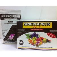 Foto de Sinergipron Fe-6 Quelato de Hierro 6 X 40Gramos