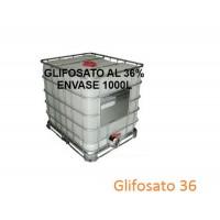 Foto de Herbicida Glifosato 36% , 1000 L
