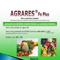 Foto de Quelato Hierro Fe Plus 6% Eddha 4,8 O-O , 5Kg