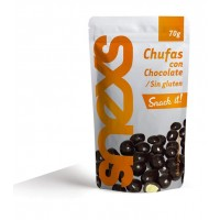 Foto de Snexs - Chufas con Chocolate