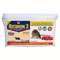 Foto de Ratibrom 3, Mini Bloque 8-10 Gr, Cubo 3 Kg