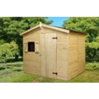 Casetas de madera para jardin bodegas 3064453 agroterra for Casetas para patios