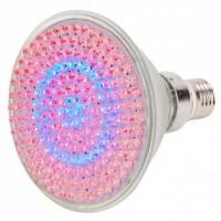 Foto de Lámpara LED para Cultivo E27 9W Tipo B