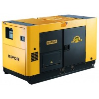 Foto de Generadores Diesel Ultra Silenciosos 51 Db Trifasico Kipor Kde35Ss3
