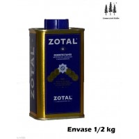 Foto de Desinfectante Recinto, Vivienda Zotal 1/2 Kg Microbicida,fungicida,desodorizante