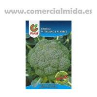 Foto de Semillas de Brécol/brócoli Verde Italiano Calabrés WAM - sobre 8 Gr