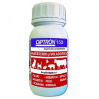 Foto de Diptron 150 Insecticida Concentrado para Ambientes con Mascotas O Animales de Granja