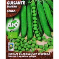 Foto de Guisante Rondo. 30 Gr. 150 Semillas-Ecologicas Cultivo Bio-Ecológico.