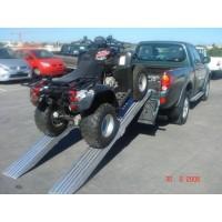 Foto de Rampas Plegables para Vehiculos Todo Terreno