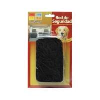 Foto de Sandimas Red de Seguridad para Separación de Mascotas en el Coche