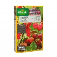 Foto de Abono Granulado Vilmorin 800g para Fresas y Pequeños Frutos