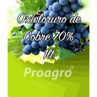 Foto de Oxicloruro de Cobre 70 % 1 L