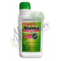 Foto de Roundup Ultra PLUS Herbicida Sistémico No Selectivo Monsanto, 0,5 L