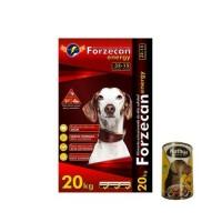 Foto de Pienso para Perros Adultos Forzecan Energy 20Kg Más Lata de Comida Húmeda Gratis