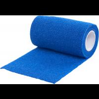 Foto de 1 Rollo de Vendaje Flexible para Animales Vet-Flex Color Azul