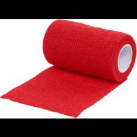 Foto de 1 Rollo de Vendaje Flexible para Animales Vet-Flex Color Rojo
