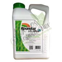 Foto de Roundup Ultra PLUS Herbicida Sistémico No Selectivo Monsanto, 5 L
