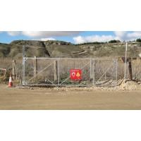 Foto de Puertas Galvanizadas Medidas Especiales