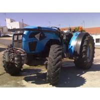 Foto de Tractor Frutero Landini Rex 70l y Aperos