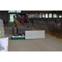 Foto de Cepillo de Empuje 1800 Mm Orientable + Arrimador Alimento (Mezcla de Piensos)