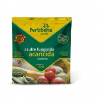 Foto de Azufre Fungicida Acaricida Azumo-Mg de Fertiberia Apto Agricultura Ecológica Monodosis 50 Gr