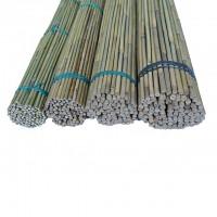 Foto de Tutor de Bambú de 120 Cm. 10/12 Mm 400 Pcs