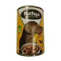 Foto de Lata Comida para Perros de Bocados con Ave de Corral Nuthya 1,24Kg