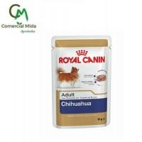 Foto de sobre 85g Royal Canin Chihuahua Adult (Comida Húmeda para Perros Adultos)