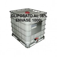 Foto de Glifosato 36% 1000 Litros