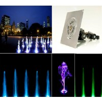 Foto de Fuente en KIT Waterboy PLUS Chorro Lanza LEDS Colores