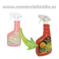 Foto de Spray Triple Acción Insecticida, Fungicida y Acaricida Ikebana 750Ml