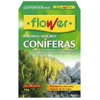 Foto de Abono Coníferas y Arbustos Flower - 1 Kg