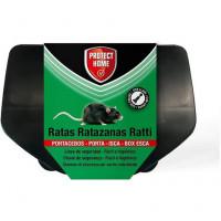 Foto de Portacebos para Ratas con Llave Protect HOME Fácil E Higiénico para Ratas XL