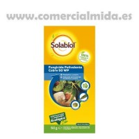 Foto de Fungicida Cúprico Polivalente Solabiol 50g (Apto Agricultura Ecológica)