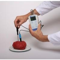 Foto de Medidor de PH y Temperaturapara Alimentos Mw102A