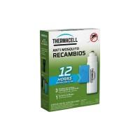 Foto de Pack Recarga Thermacell Anti Mosquitos (3 Pastillas Repelentes y 1 Cartucho Butano)